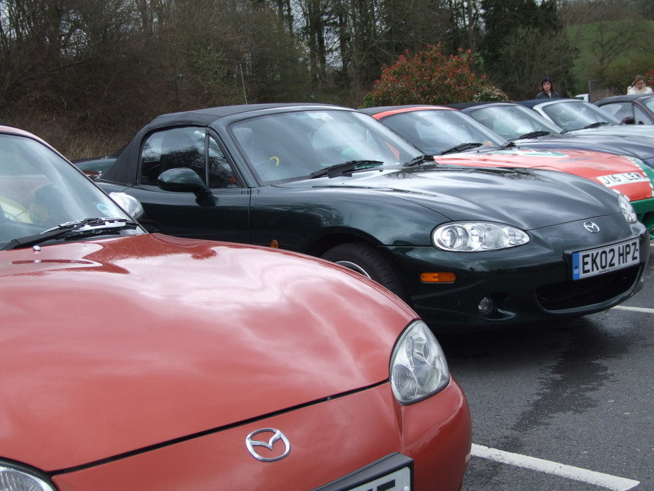 Cars in our club