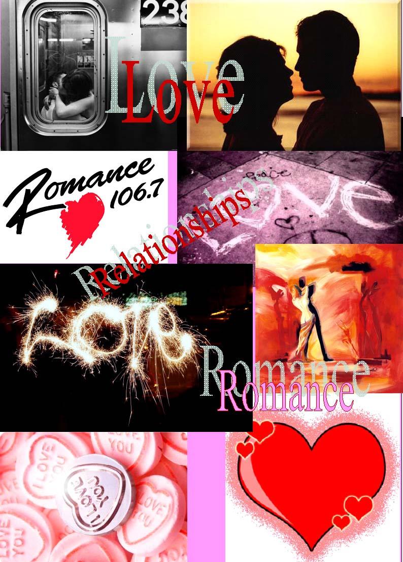 Vision Board - Love & Romance