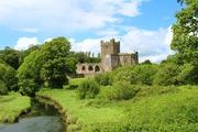 Easter MONDAY Tintern Abbey
