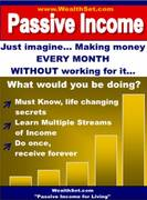 i am building a bigger and bigger passive income