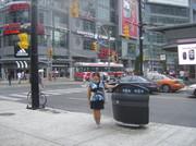 Me downtown Toronto