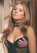 Barbra Striesand in the Owl & The Pussycat-