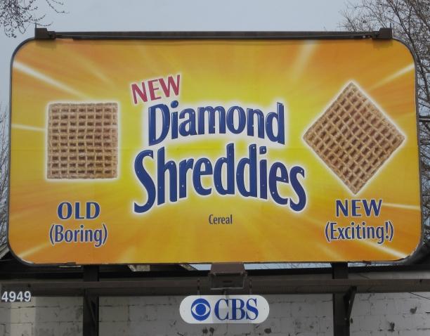 Life is a bowl of Shreddies