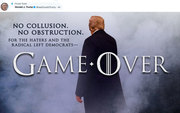 Trump-game over