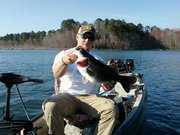 9lb Savannah River Largemouth!