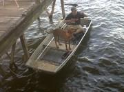 Johny and guage fishin 06-2011