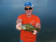 9.75 in. Hybrid Bluegill (5-31-12)