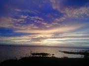Lake Washington in Melbourne Florida