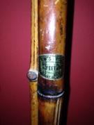 Lews cane pole.