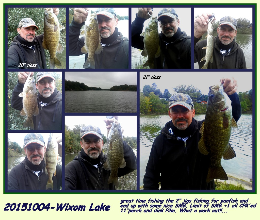 20151004-WIXOM LAKE~SMB LIMIT WITH BONUS 21 AND 20 INCH CLASS