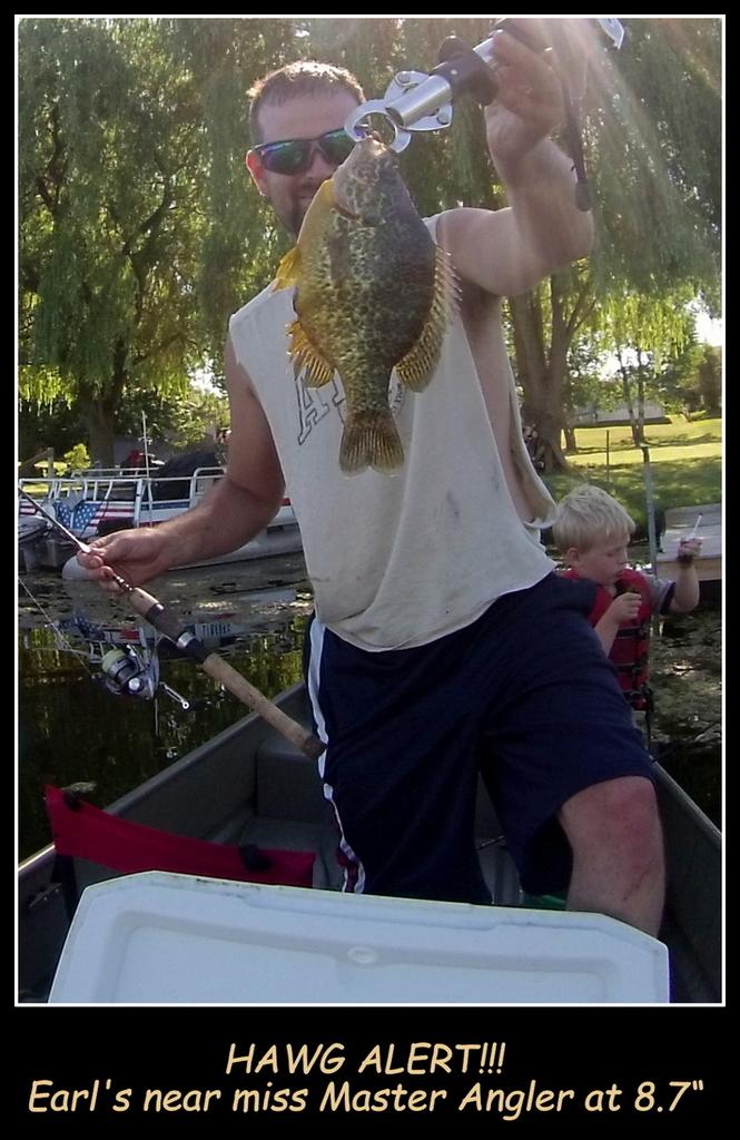 20160629-Earls Near miss Master Angler P.Seed
