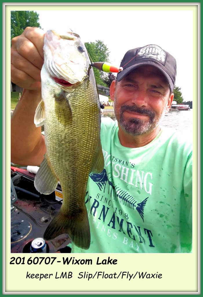 0707161712~LMB PRED CRASHING THE PANFISH PARTY