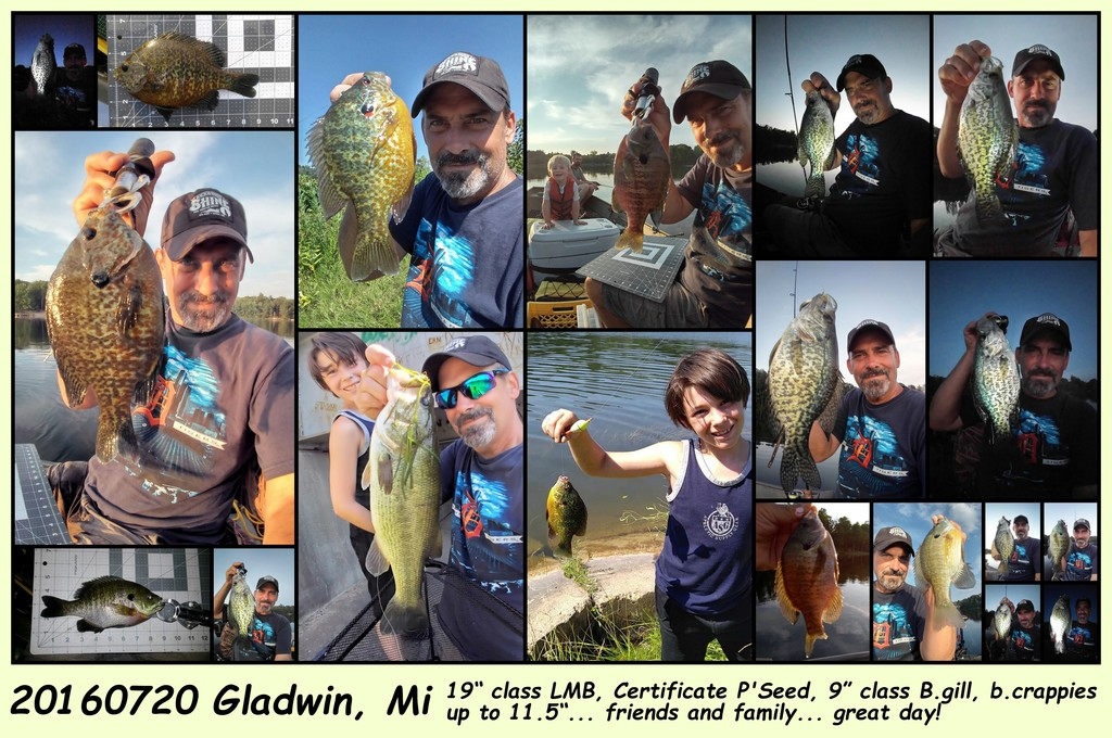 20160720- FAMILY, FRIENDS AND FISH