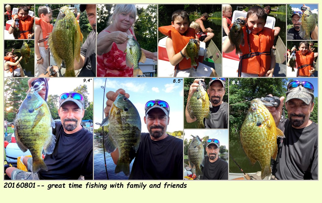 20160801--GREAT TIME FISHING WITH FAMILY AND FRIENDS