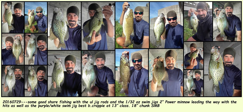20160729--GOOD BITE FROM SHORE ON THE UL JIGS