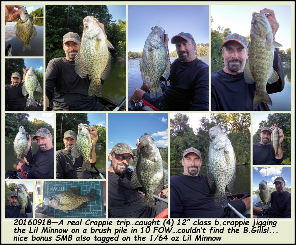 20160918—A real Crappie trip