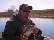 ANDY AND A SMALLER CRAPPIE