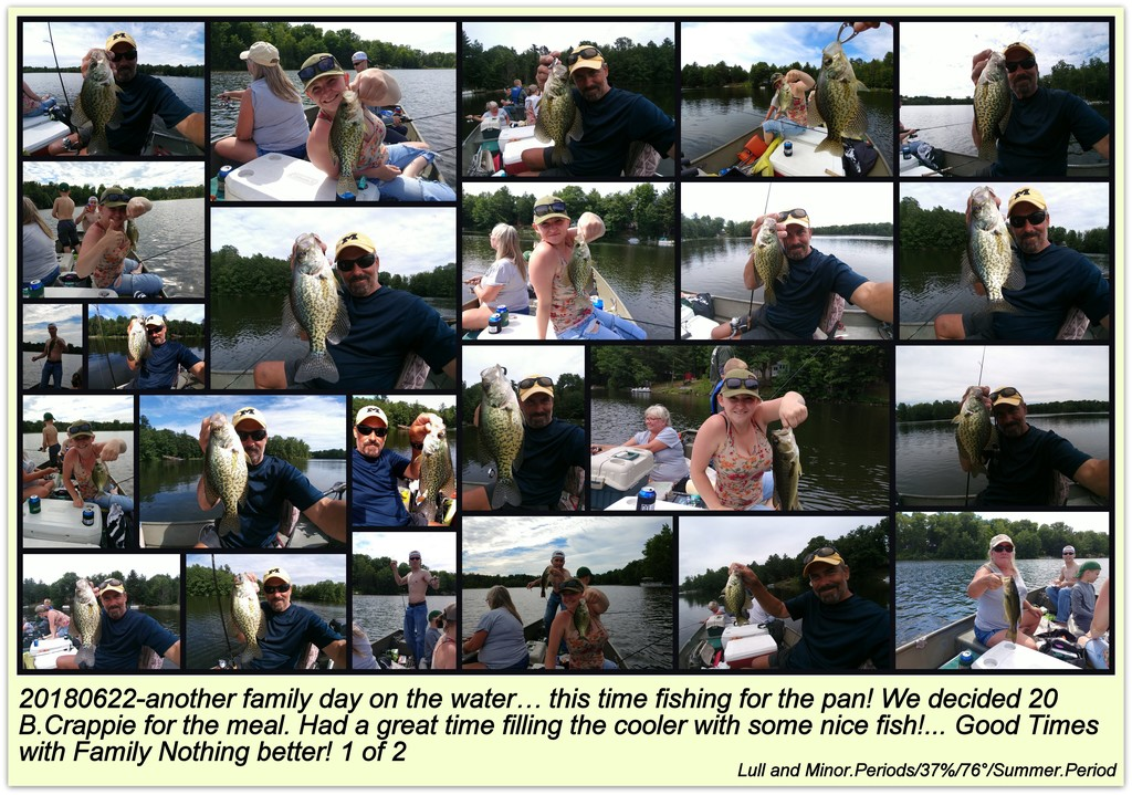 20180622-another family day on the water… this time fishing for the pan! 1 of 2