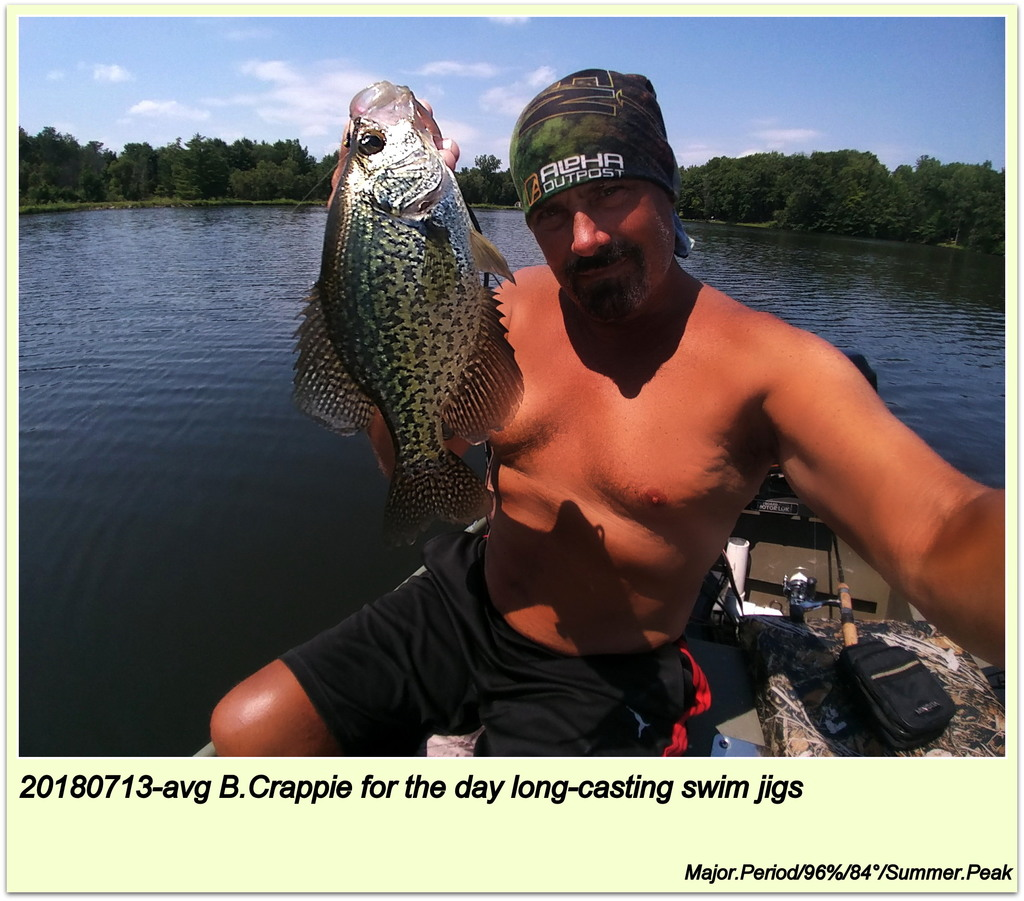 20180713-avg B.Crappie for the day long-casting swim jigs