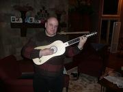 New Barber/Harris Baroque Guitar