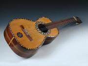 Enrique Recio 1862 - front - 65 cm stringlength - very deep sound