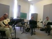 Lucas Harris leads Baroque Guitar Masterclass