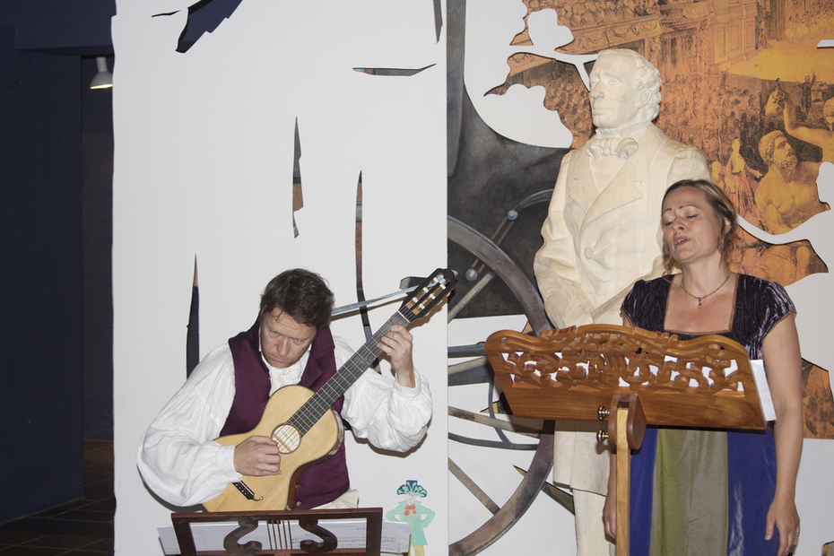 Duo Suonante in concert