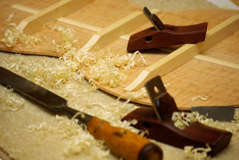 Carving Back Braces