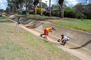 Cone Head Cup Round 4 - Ainslie Drains, Hackett, Canberra 2009 - Dave Pang & Steve Daddow