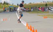 Scotty Taylor, 101 cones