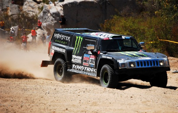 2010 Dakar Stage 10 Robby Gordon