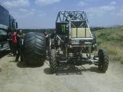 2010 Monster Jam Truck Test