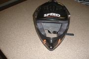 1billys new race helmet