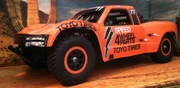 RC TROPHY TRUCK Update