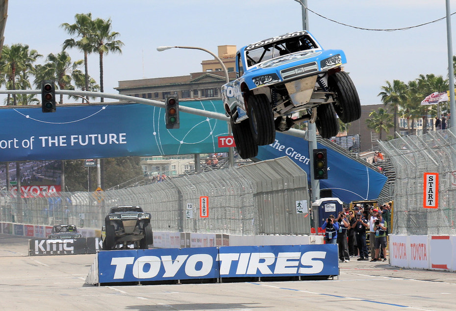 2017 Robby Gordon Long Beach SST