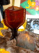 goblet Leather