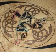 Celtic Music Coffee Table