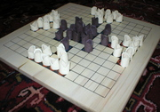 Hnefatafl/Morris Game set