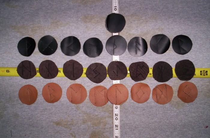 tri color Rune Discs2