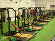 Colgate Strength and Conditioning Center