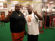 Jeff Madden the Head Strength and Conditioning coach for Texas and Me