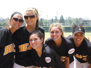 Long Beach St. Softball