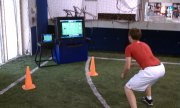 agility chaser field turf