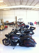 Victory Press fleet ready to get detailed