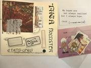 mail art from Richard Baudet