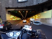 Melba tunnel Melbourne