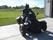 Bat bike down the ages