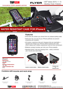 Re:Waterproof Hard Case Bike Mount Holder for iPhone 6 iPhone 6 Plus