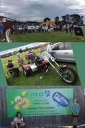 Walk to D-Feet NMD fund raiser- family fun Day- LakesEntrance- Trick Trike- family events-  11/10/15