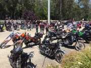 Bairnsdale Toy Run- Salvation Army  Christmas appeal- Sunday 13/12/15 Nowa Nowa